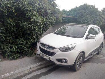 avtomobil mübadiləsi - Azərbaycan: Hyundai ix35 2 l. 2014   133556 km