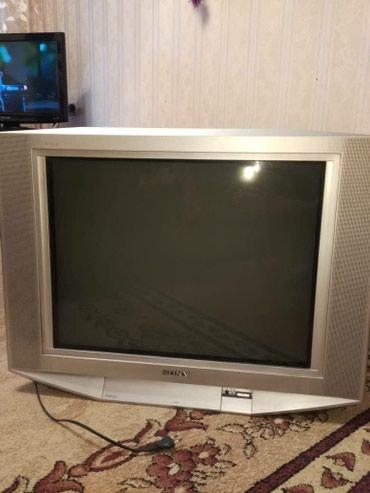 Телевизор! Продаю большой б/у в Бишкек