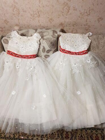 Детская одежда и обувь - Мыкан: Шикарные платья на любой праздник. размер регулируется от 5 лет до 9