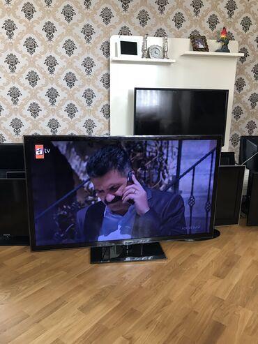 Televizor,120 sm genis ekran,Samsung plazma tv,tezeden secilmir  Samsu