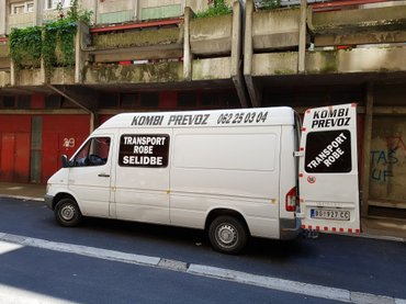 Selidbe, prevoz robe sa mojim ili vasim radnicima povoljno na - Belgrade
