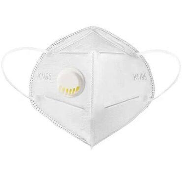 vaz te в Кыргызстан: Продается респираторные маски KN-95 с клапаном защищает 97% Оптом от
