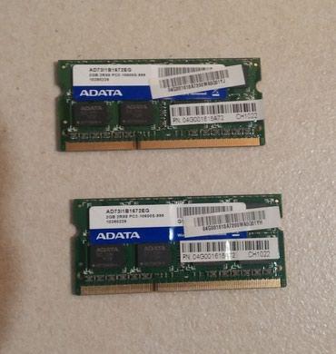 Оперативная память для ноутбука ADATA в Бишкек