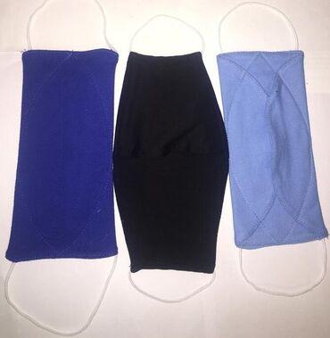 Медицинские тканевые маски для многоразового пользования оптом от