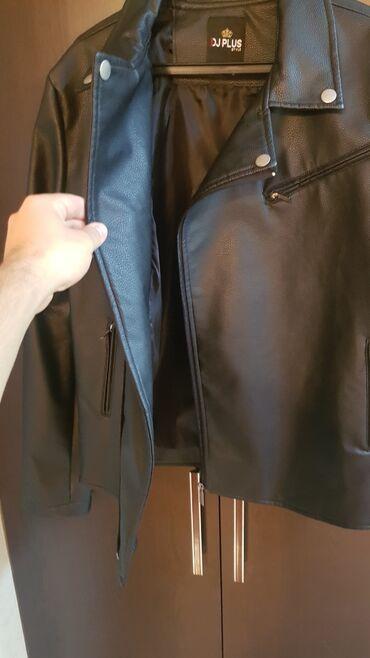11083 elan: Deri payiz kurtkasi XL razmer tezedir hec geyinilmeyib.qiymetde