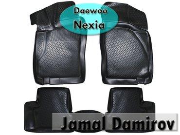 Bakı şəhərində Daewoo nexia üçün poliuretan ayaqaltilar.