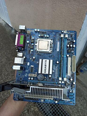 Desktop i PC | Srbija: -Procesor intel E2160 socket 775-Ram 2gb Transcend ddr2-Graficka karta