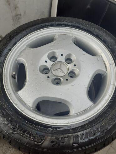 niva tekeri satilir - Azərbaycan: Mersedes diski tekeri satilir teze salafadi