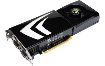 Видео- и звуковые карты - Бишкек: Видеокарта GeForce GTX 260 890mb 448bit GDDR3В отличном