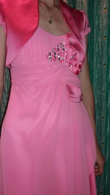 Продаю платье(500 сом)44 размер в Шопоков