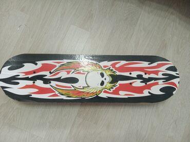 Skateboard Teze Uzunluğu- 70cm ve 20cm