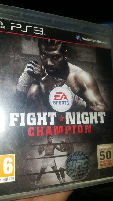 oyun rulu - Azərbaycan: Fight Night Boks oyunu Orginal problemsiz diskdir. Ideal