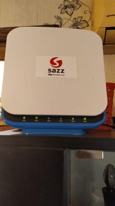 sazz - Azərbaycan: Sazz internet ela vezyetde tutumu yaxwidi ada kecirilir