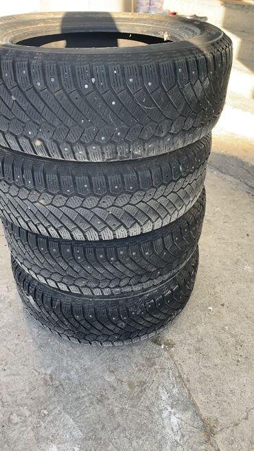 225 65 17 зимние шины в Кыргызстан: Продаю зимние шины шип, в отличном состоянии 225/65 17