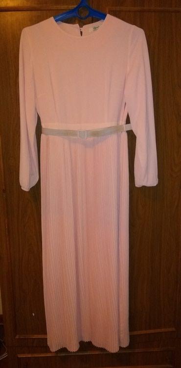 Нежное красивое платье персикового в Ош