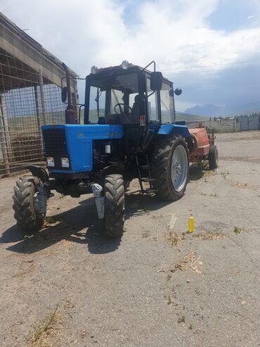 Honda insight 2011 - Кыргызстан: Продаю трактор без пресс подборщика МТЗ 82.1 2011 года в хорошем . Все