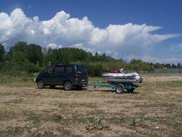 Водный транспорт - Кыргызстан: Продам водный скутер Ямаха 650 +плюшка+3 японских жилета состояние