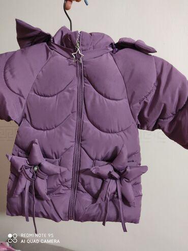 Срочно! Продаю детскую б/у куртку,в хорошем состоянии,на 1,5-2,5 года