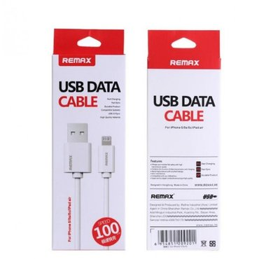 USB Кабель DATA Cable REMAX iphone 5/6 в Бишкек