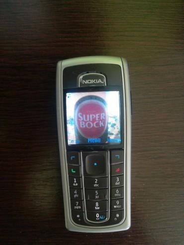 Mobilni telefoni - Nis: Nokia 6230i telefon je nov bukvalno nigde ogreban ostecen radi na svim