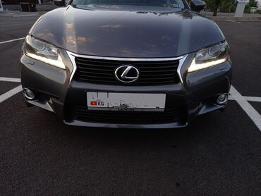 Lexus - Бишкек: Lexus GS 3.5 л. 2014   132 км