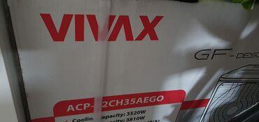 Kondicioneri | Srbija: Klima Vivax 12 tica. Spoljasnja jedinica ne otpakovana,unutrasnja
