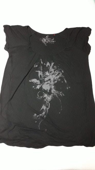 ESPIRIT majica, jednom nosena, boja je lepa tamno crna, nije kao na - Valjevo