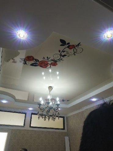 Натяжной потолок качественные материалы быстро и не дорого в Бишкек