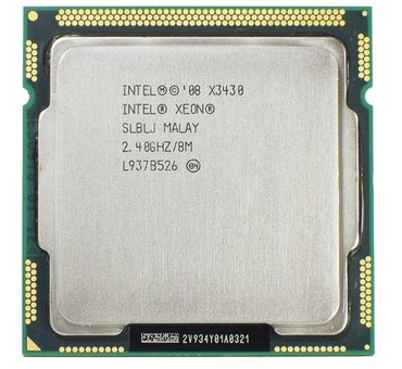 Lga 1156. Xeon  x3430. I5 prosessornan eynidi intel® xeon® cpu x3430 в Гянджа