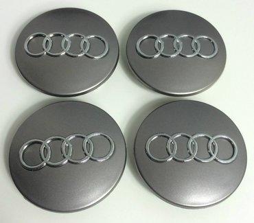 Audi a4 3 mt - Srbija: Audi - - Čepovi za ALUFELNE, A3 A4 S4 A6 S6 A8 RS TT