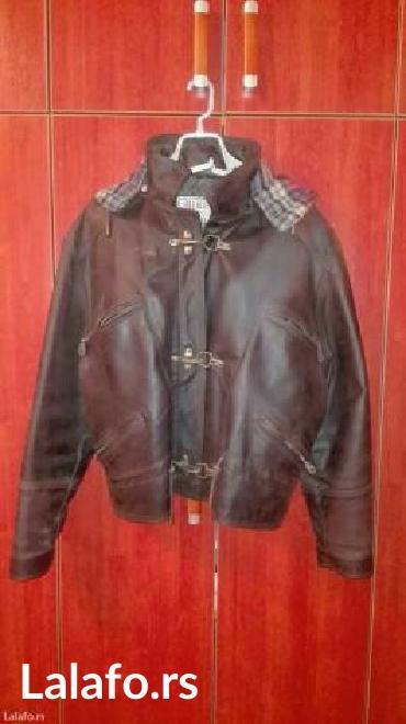Zenska kozna jakna bikers. Proizvedena i kupljena u francuskoj, nikad  in Novi Sad