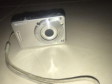 Φωτογραφική μηχανή Sony Cyber-shot 6 Mega Pixels σε παρα πολυ καλη
