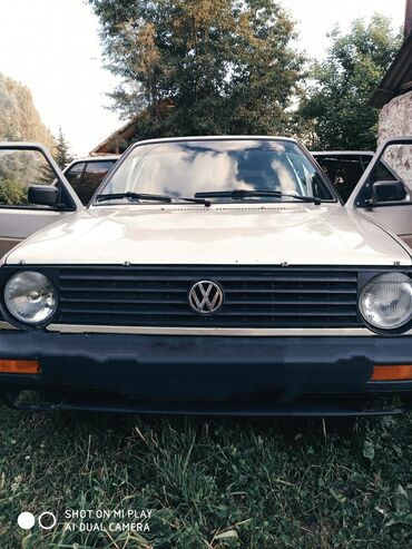 Volkswagen - Кант: Volkswagen Golf 1.8 л. 1988