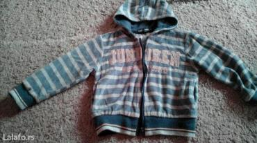 Dečija odeća i obuća | Pancevo: Duks za decake,mekan,plisan. Velicina 3. Presladak, mekan