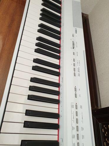 yamaha crypton 110 в Кыргызстан: Цифровое пианино Yamaha p-105wh