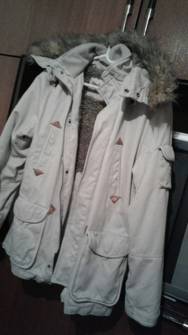 Muska zimska jakna,nova,futrovana l velicina - Nova Varos