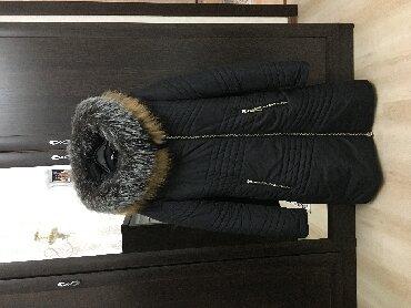 Куртки - Кыргызстан: Размер 40-42, 90 см, Причина продажи маленькая стала