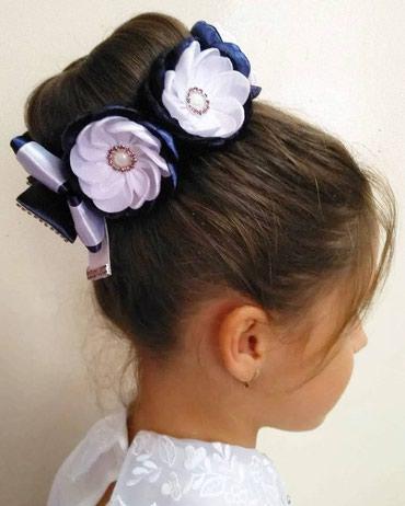 Украшение для волос. Резинка на пучок. в Бишкек
