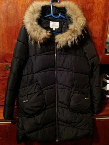 Куртки - Кыргызстан: Продаю зимнюю, очень теплую куртку. Носила 1 сезон . В хорошем