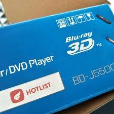 Bakı şəhərində Samsund bd - j5500 3d blu ray player воспроизводит
