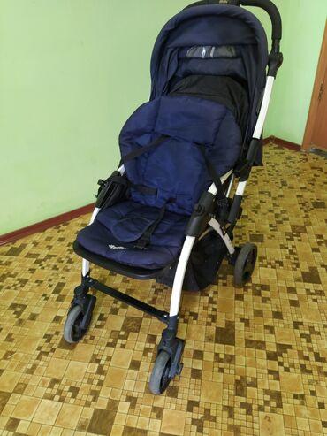 прогулочную коляску лёгкая и удобна в Кыргызстан: Продаю коляски б/у состояние отличное. Очень удобная и лёгкая. Импортн