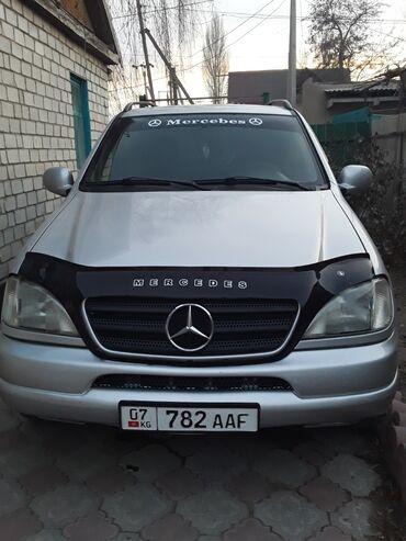 спортивный корсет для талии в Кыргызстан: Mercedes-Benz M-Class 3.2 л. 1998