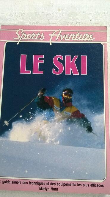 Buick le sabre 3 at - Srbija: Knjiga:Le Ski,128 str.,02/1990.god.,fra