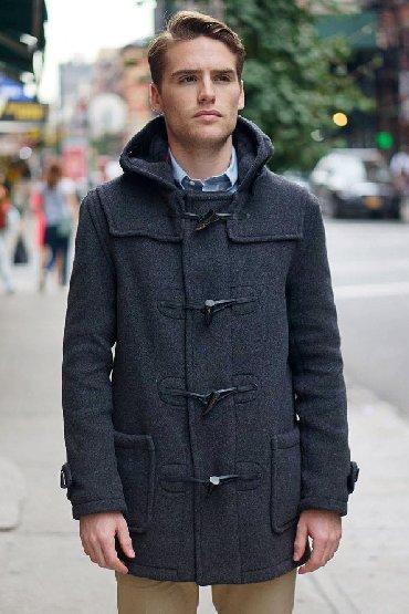 Пальто - Бишкек: Муж.пальто в отличном состоянии. Размер XS. Прошу не ЗВОНИТЬ!