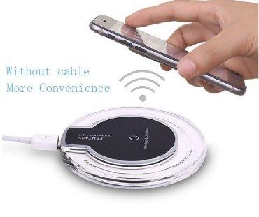 Elektronika - Novi Pazar: Bezicni punjac za sve telefone