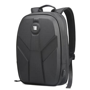 сумка-в-багажник в Кыргызстан: 3D-рюкзак Arctic Hunter GB00321 (Карбон) БишкекПреимущества рюкзака