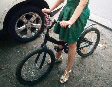 Продаю подрастковый велосипед до 10 лет . Если ребенок маленького