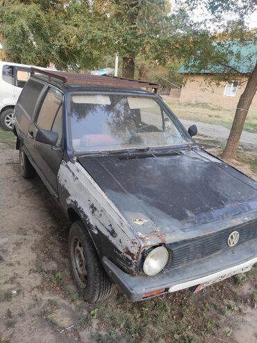Транспорт - Студенческое: Volkswagen CrossPolo 1.3 л. 1988