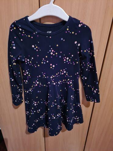 Prelepa H&M haljina. 92 vel. Kao nova