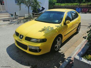 Seat Leon FR 1.8 l. 2002 | 190000 km